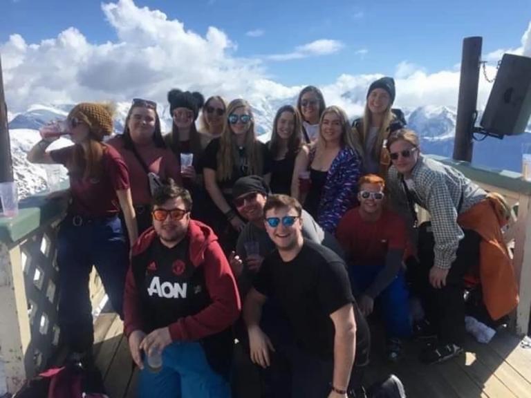 Alpe d'huez – April 2019