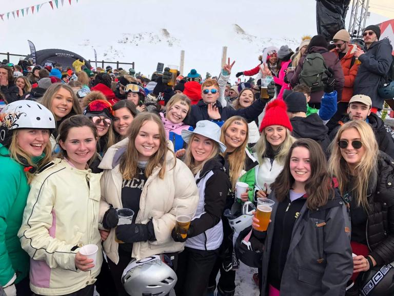 Les Deux Alps – December 2019 (Rise Festival Après)